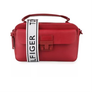 Tommy Hilfiger 5833 Fashion Hardware Crossover Çanta